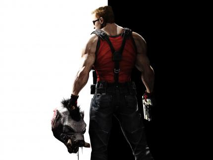 Duke Nukem Forever (When it's done ... oh wait, 2011)