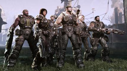 Gears of War 3: Video zeigt Beast-Modus