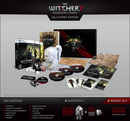 The Witcher2 Collectors Edition