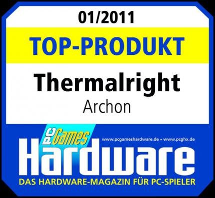 Thermalright Archon - Top-Produkt-Award