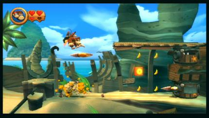 Donkey Kong Country Returns für Wii im Test