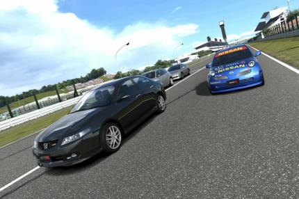 Gran Turismo 5 Patch 1.10 zum Download bereit.