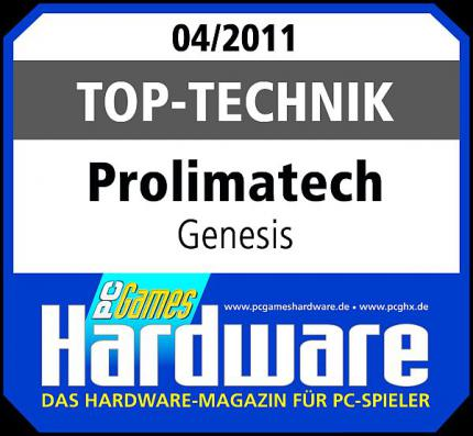 Prolimatech Genesis: Innovativer High-End-Kühler im Test (9)