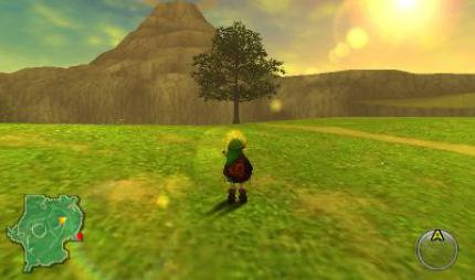 Zelda: Ocarina of Time 3D - Neue Screenshots