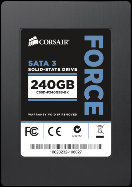 Corsair announces Force Series 3 Solid State Drives (6)