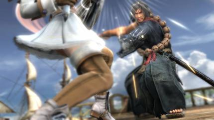 Soul Calibur 5.