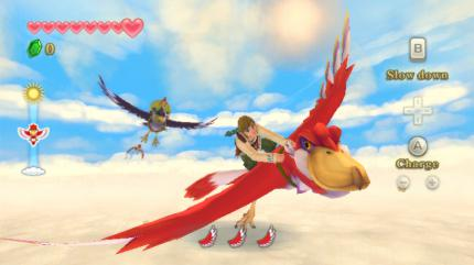 Zelda: Skyward Sword - Comic-Con-Trailer