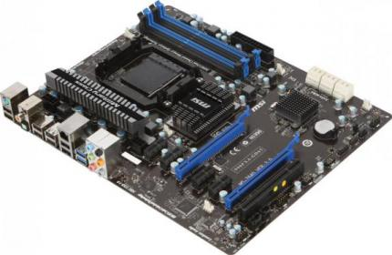 MSI 990FXA-GD65 - AM3+-Mainboard (4)