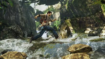 Uncharted: The Golden Abyss.