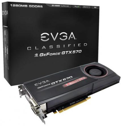 Geforce GTX 570 von EVGA auch als Classified (4)
