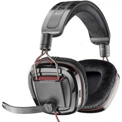 Plantronics Gamecom 780: 7.1-Headset vorgestellt