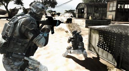 Tom Clancy's Ghost Recon Future Soldier, 2012.