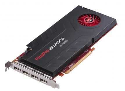 AMD FirePro W7000 (Tighten)