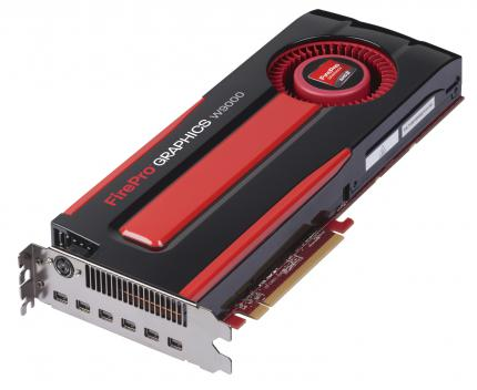 AMD FirePro W9000 (Woody)