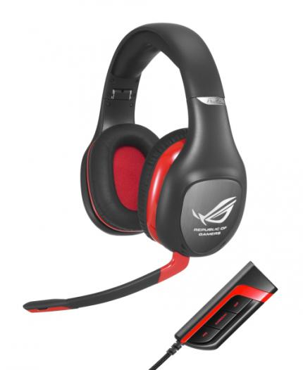 Asus Republic-of-Gamers-Serie: Neues Gaming-Headset Vulcan Pro