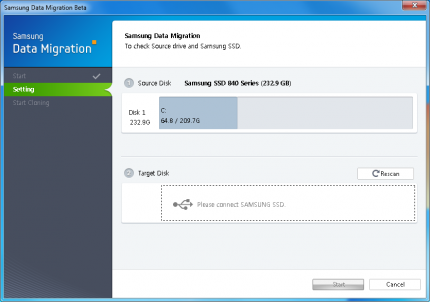 Samsung SSD Data Migration Beta 01