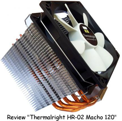 Thermalright HR-02 Macho 120