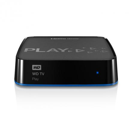 Western Digital TV Play: Mediaplayer für 70 US-Dollar