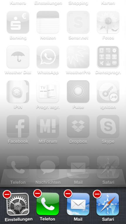 akku tipps so halten iphone 5 ipad co mit ios 6 l nger durch. Black Bedroom Furniture Sets. Home Design Ideas