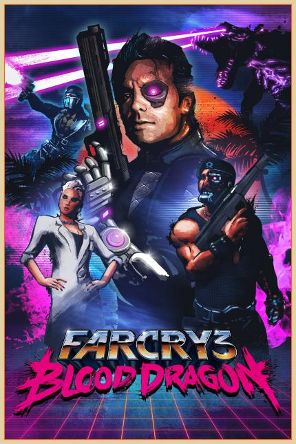 Far Cry 3 Blood Dragon im Hands-on-Test mit Video