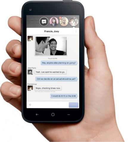 HTC First: Test des Android-Smartphones mit Facebook-Home-Launcher