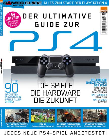 Der ultimative Guide für Playstation 4!