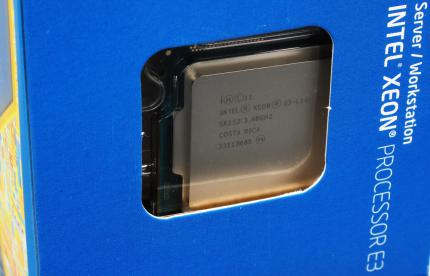 Intel Xeon E3 1240 v3 Retail (Haswell WS)