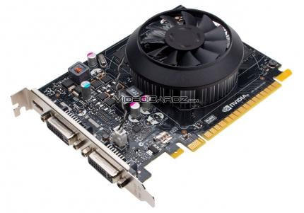 Angebliches Referenzdesign der Geforce GTX 750 Ti (1)