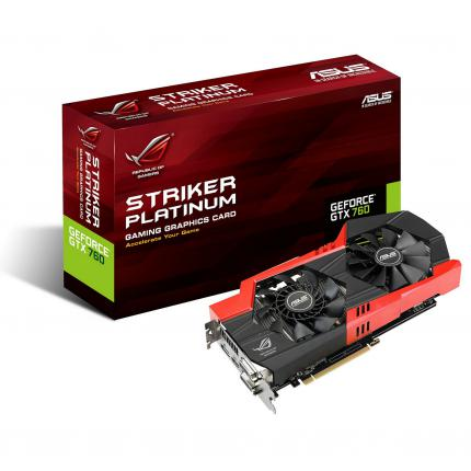 Asus Geforce GTX 760 ROG Striker Platinum: OC-Features für den kleinen Geldbeutel