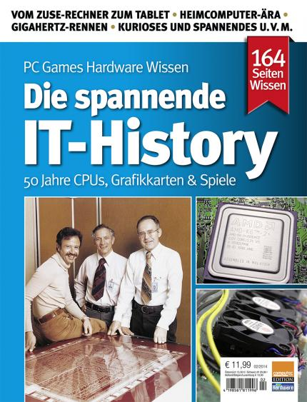 Bookazine: Die spannende IT-History