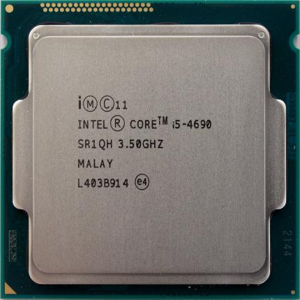 Intel Core i5-4690 (Haswell-Refresh)
