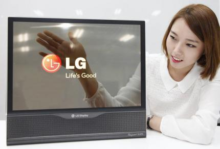 LG zeigt sehr biegsames 18-Zoll-OLED-Display (1)