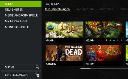 Nvidia Shield: Das Streaming-Tablet im Test (22)