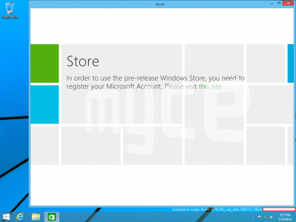Windows 9: Neue Bilder vom Threshold-Startmenü (2)