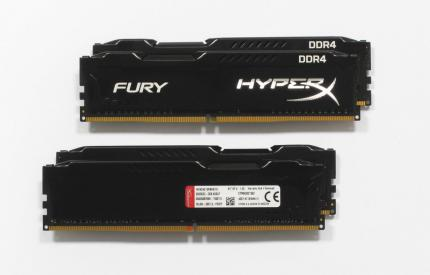 Kingston Hyper X Fury (HX424C15FBK4/16)