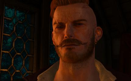 The Witcher 3 Hearts of Stone: Olgierd von Everec alias 'David Beckham'
