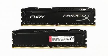Kingston Hyper X Fury HX426C15FBK2/16