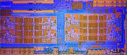 AMD Ryzen Die-Shot (Zeppelin) in voller Auflösung