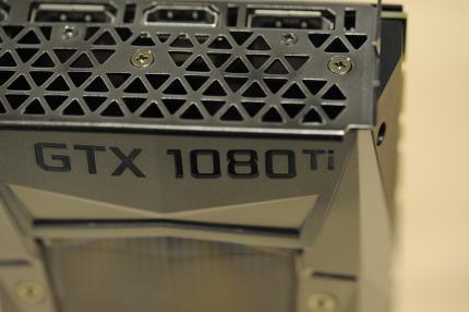 Test der Geforce GTX 1080 Ti: Titan-X-Thronfolger von Nvidia für 819