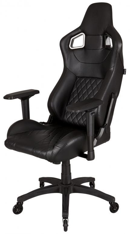 T1 Race Im Test Gibt Der Erste Gaming Chair Von Corsair Ein