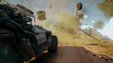Rage 2: The explosive gameplay trailer from E3 2018 with heath