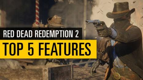 Red Dead Redemption 2: Five Functions That Inspire Us