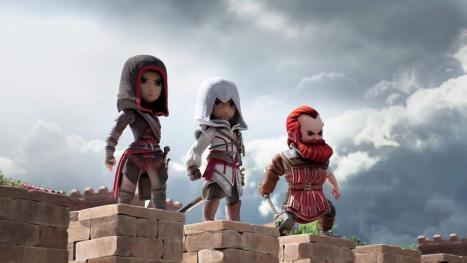 Assassin's Creed Rebellion: Strategie-Rollenspiel für ...