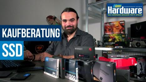 Kaufberatung 2018: All you need to know about SSD's in video
