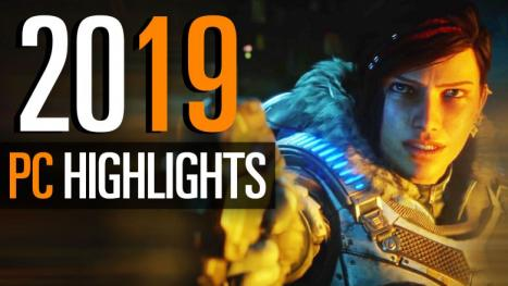 PC Releases 2019 - New Game Highlights