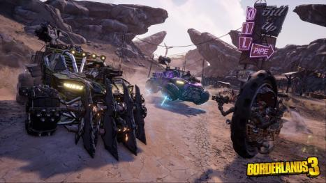 New Borderlands Trailer 3: Punched Shooter has a release date