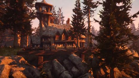 Rebirth: Quixel zeigt Unreal-Engine-4-Kurzfilm