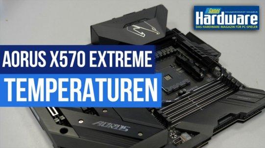 Gigabyte mit 7 X570-Mainboards für Ryzen 3000 - eines ohne
