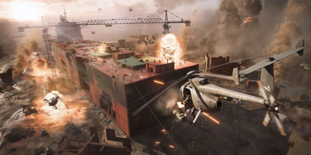 Battlefield 2042: Zwei Probleme weniger zum Release (1)