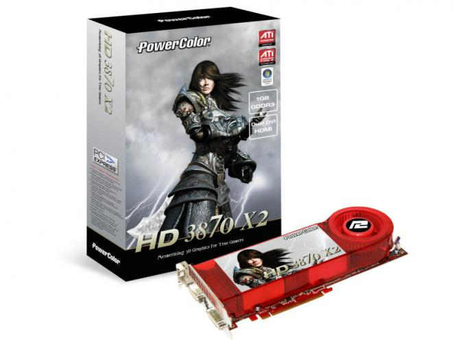 Powercolor Radeon HD3870 X2 (Bild: VR-Zone)